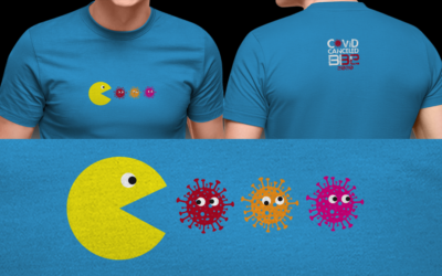 Get your Collectible BBR 2020 Tshirt!