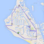 The Inn On Siesta Key (Long)- Local Run Route