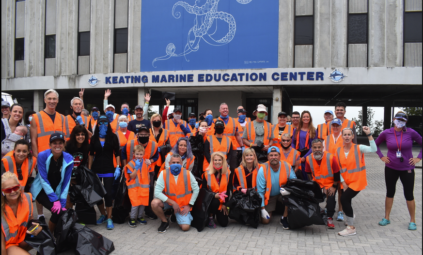 Adopt a Road Clean up – February 6, 2021