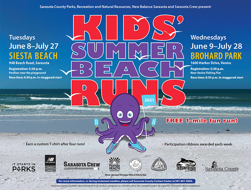 Summer Beach Runs Are Back!