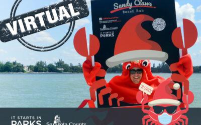 Sandy Claws 5k Run-Virtual